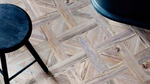 Amtico Criss Cross Flooring