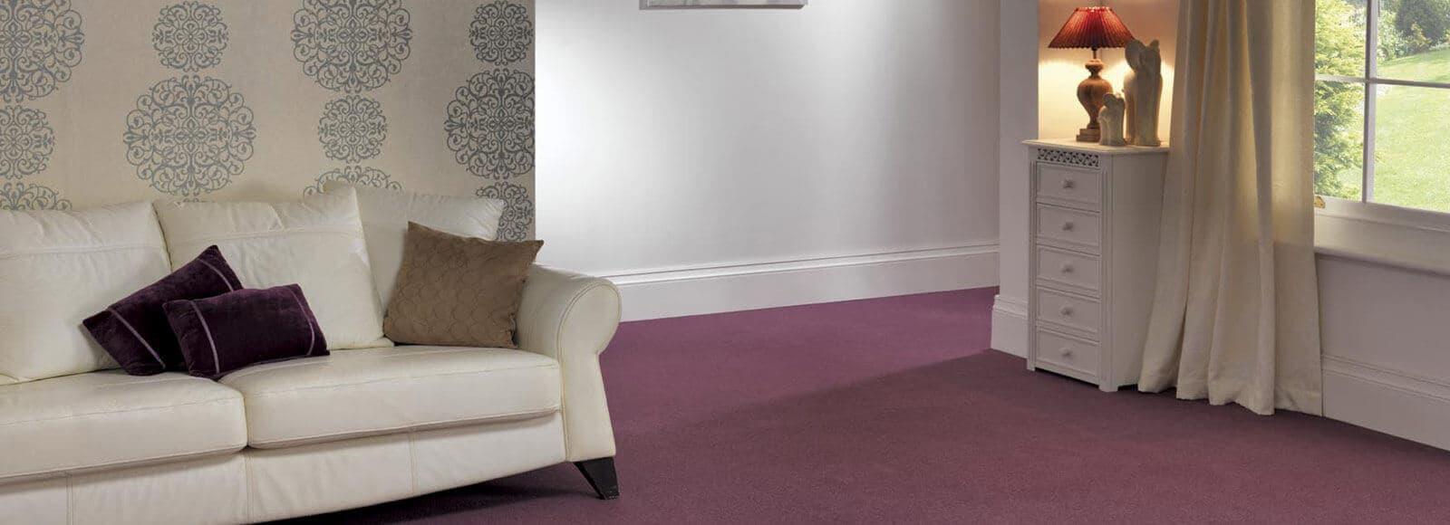 Cavalier Purple Carpet