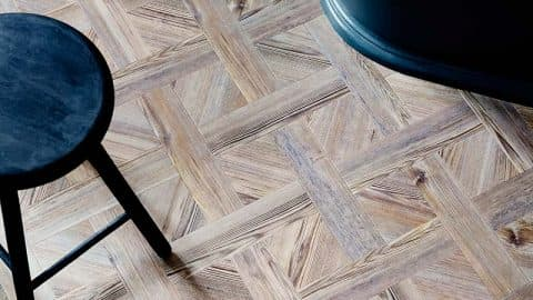 Amtico Criss Cross Flooring