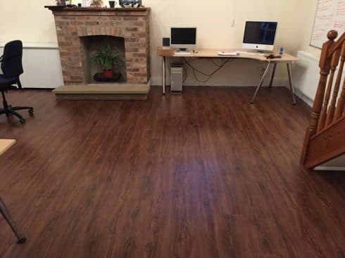 laminate flooring in hinckley